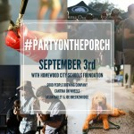 party on the porch september